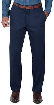 Haggar Premium Non-Iron Straight Pants