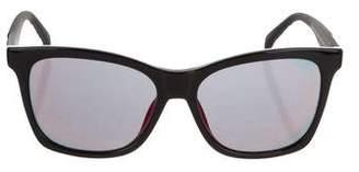 Just Cavalli Reflective Square Sunglasses
