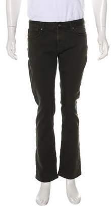 John Varvatos Five-Pocket Slim Pants