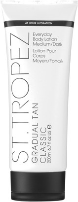 St. Tropez Gradual Tan Tinted Everyday Lotion -Medium/Dark