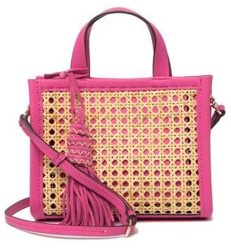 Vince Camuto Indra Woven Mini Bag
