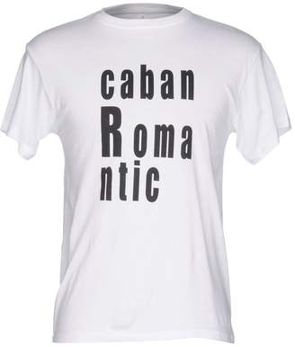 CABAN ROMANTIC T-shirts - Item 37955984LG