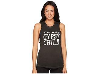Spiritual Gangster Gypsy Child Rocker Tank Top Women's Sleeveless