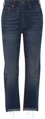 Madewell Perfect Vintage High-Rise Straight-Leg Jeans