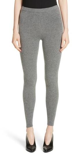 Women's Michael Kors Cashmere Blend Leggings