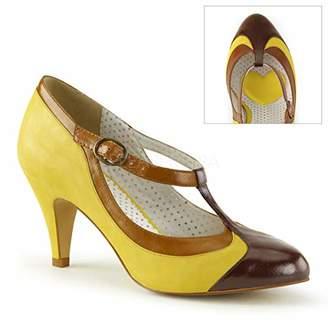 Couture Pin Up Women's Peach03/ylmcpu Dress Pump