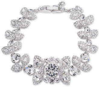Givenchy Crystal and Pave Decorative Bracelet