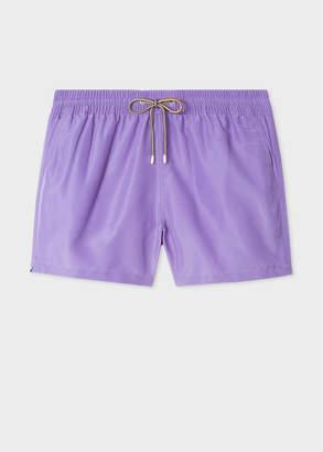 Paul Smith Men's Lavender Swim Shorts