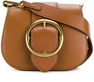 Polo Ralph Lauren buckle strap cross-body bag