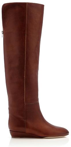 Loeffler Randall Riley flat zip boot