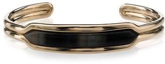 Fernando Jorge Tag cuff bracelet