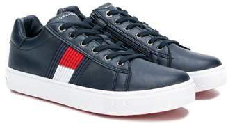 Tommy Hilfiger Junior TEEN side stripe sneakers