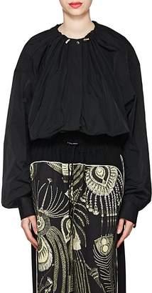 Dries Van Noten Women's Tech-Fabric Jacket