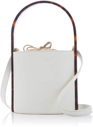 STAUD Bissett Leather Bag