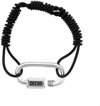 Kokon To Zai coil twisted bracelet