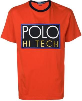 Polo Ralph Lauren graphic print T-shirt