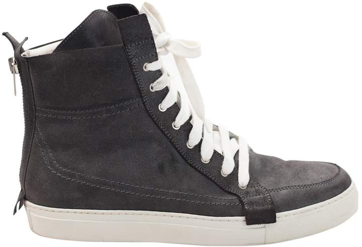 f125d7d01f Kris Van Assche Hightop Basketball Shoes - ShopStyle