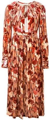 Ulla Johnson printed long dress