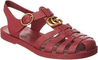 Gucci Rubber Sandal