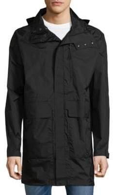 Puma Stamped Hooded Jacket
