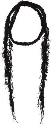 Chan LuuChan Luu Embellished Lace Scarf