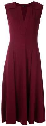 Alcaçuz Marcia fitted waist dress