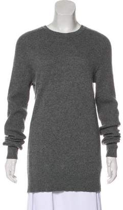 Helmut Lang Cashmere Long Sleeve Sweater