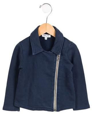 Splendid Girls' Knit Moto Jacket