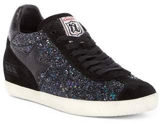 Ash Guepard Glitter Wedge Sneaker