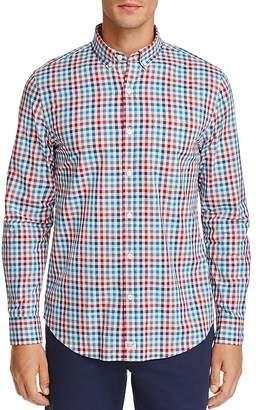 Vineyard Vines Higgins Beach Gingham Classic Fit Button-Down Shirt