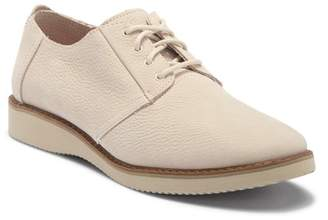 Toms Leather Lace-Up Derby
