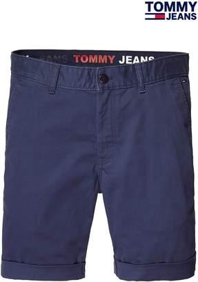 Next Mens Tommy Jeans Blue Basic Freddy Short