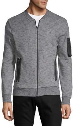 Calvin Klein Jeans Men's Grindle Cotton Bomber Jacket