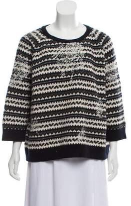 Lamberto Losani Cashmere Knit Sweater