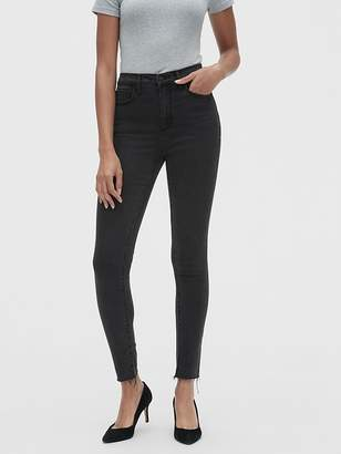 Gap Soft Wear High Rise True Skinny Jeans with Secret Smoothing Pockets