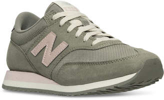 New Balance Women's 620 Casual Sneakers from Finish Line $74.99 thestylecure.com