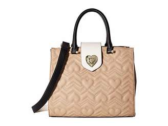 Betsey Johnson Bag in Bag Satchel Satchel Handbags