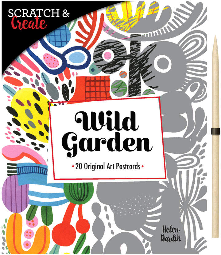 Quarto Publishing Scratch & Create: Wild Garden