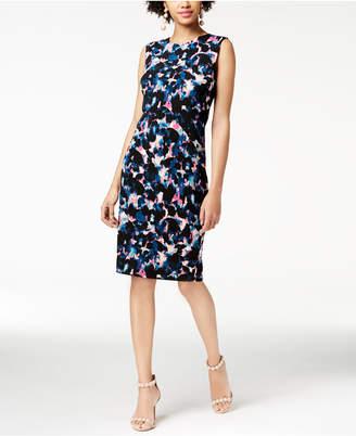 Rachel Roy Draped-Back Dress, Created for Macy's
