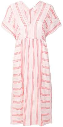 Masscob striped dress