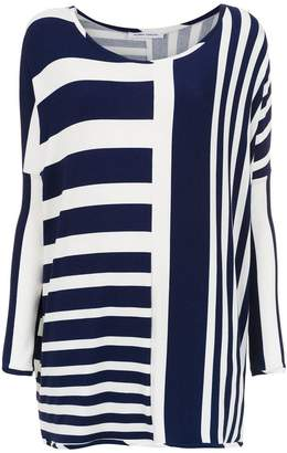 Gloria Coelho striped blouse