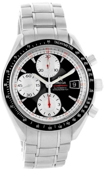 OmegaOmega Speedmaster 3210.51.00 Stainless Steel Chronograph 40mm Mens Watch