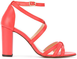 Tila March strappy Santiago sandals