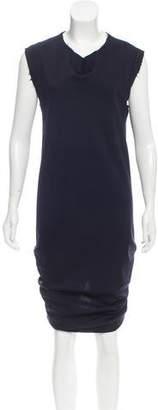 Acne Studios Wool Midi Dress