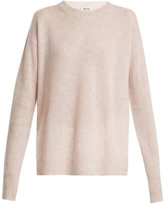 Acne Studios Shetland wool-knit sweater