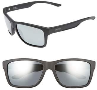 Smith 'Drake' 61mm Polarized Sunglasses