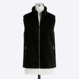 J.Crew Fleece vest