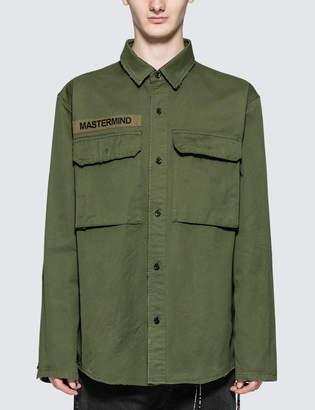 Mastermind World Military Shirt
