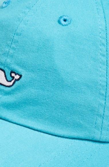 Men's Vineyard Vines Whale Logo Cap - Beige 3