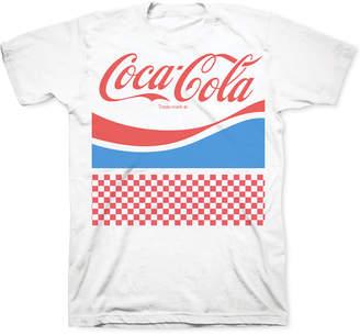 Freeze 24-7 Men's Coca Cola Retro Graphic T-Shirt